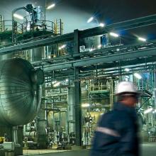 Industriële leidingen
